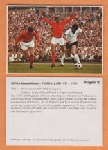 West Germany v England 1966 World Cup (Black) (5) (B) Hurst